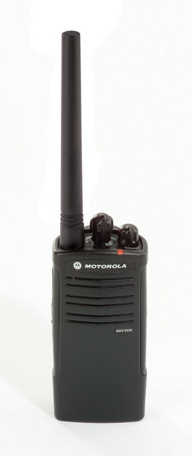 Motorola RDV2020 2 Watt 2 Channel VHF two way radio