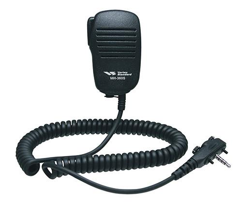 Vertex Standard MH-360S Compact Speaker Mic