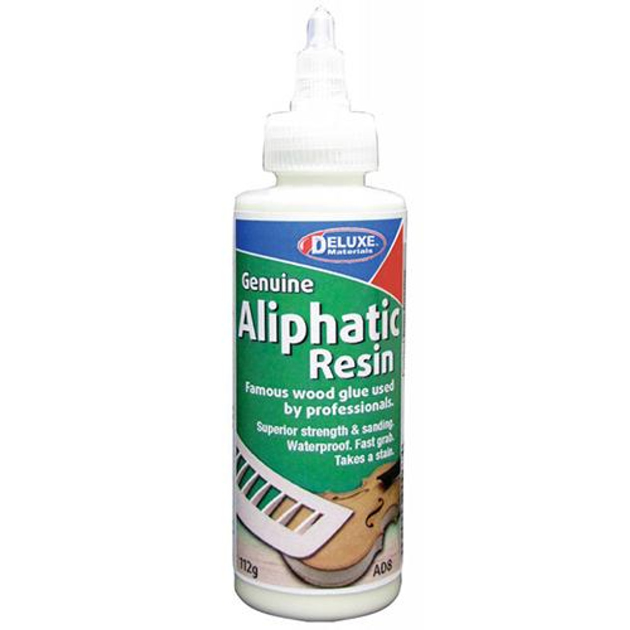 Aliphatic Resin 112g