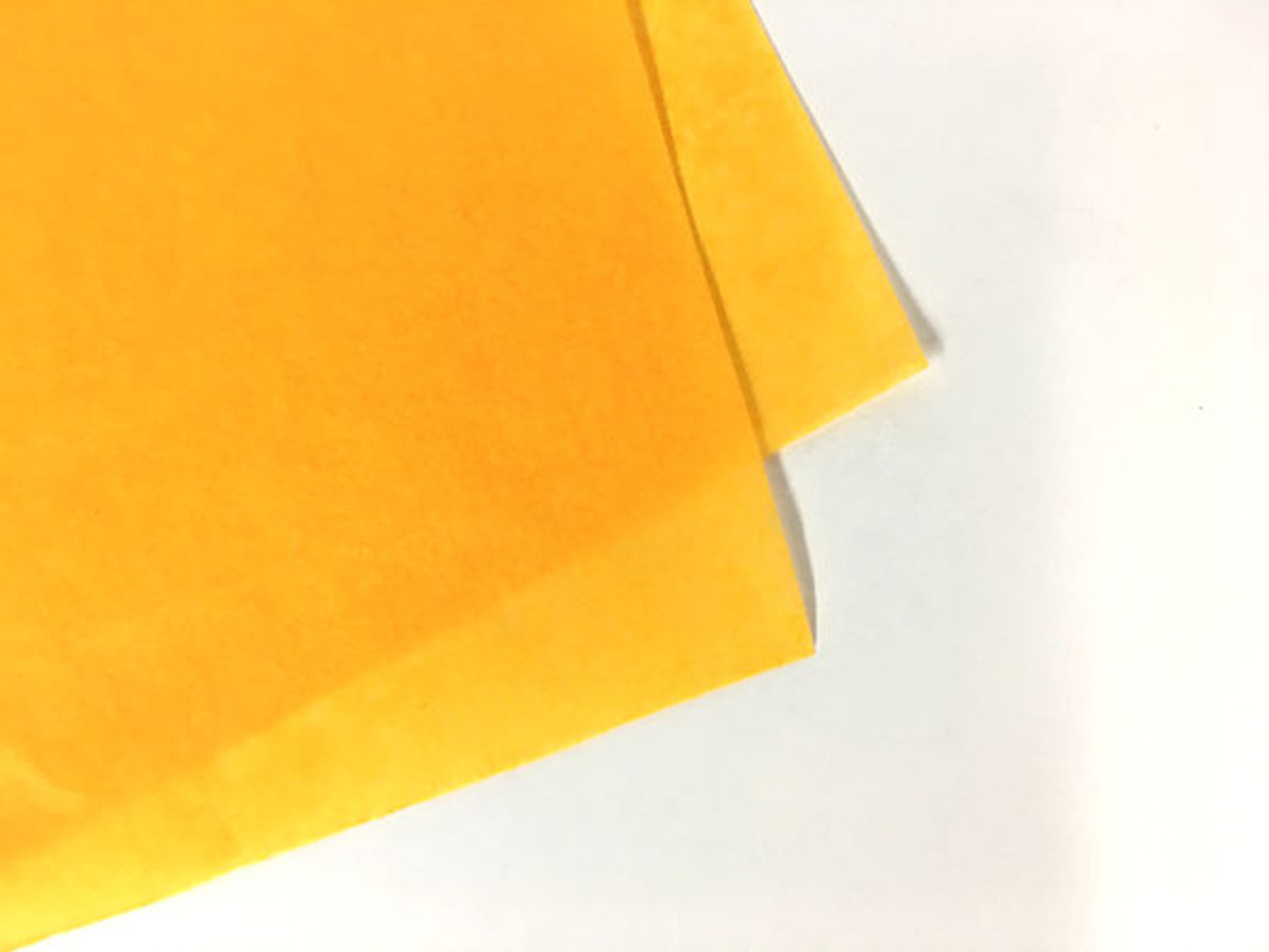 Domestic Tissue - Dark Yellow
