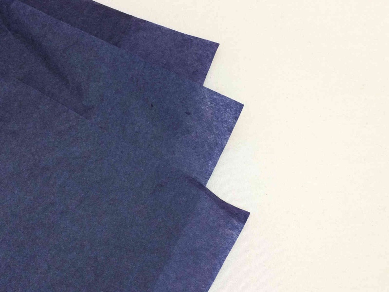 Domestic Tissue - Navy Blue