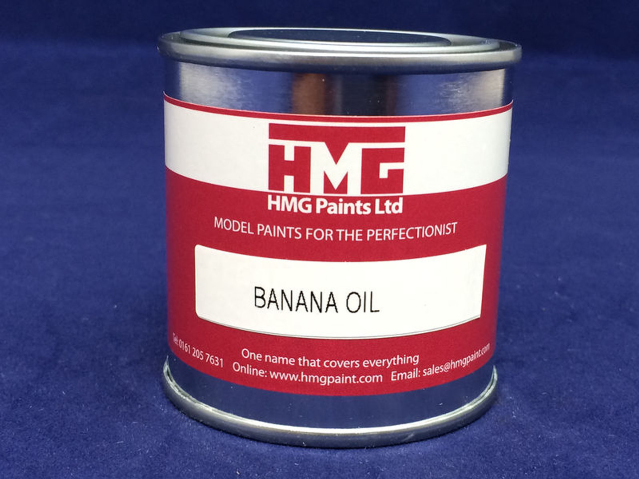 HMG Banana Oil 125ml