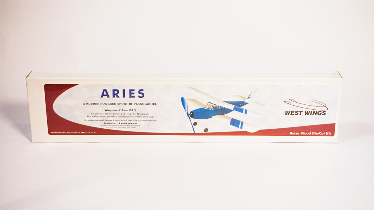 """CLEARANCE 24"""" West Wings Aries"""