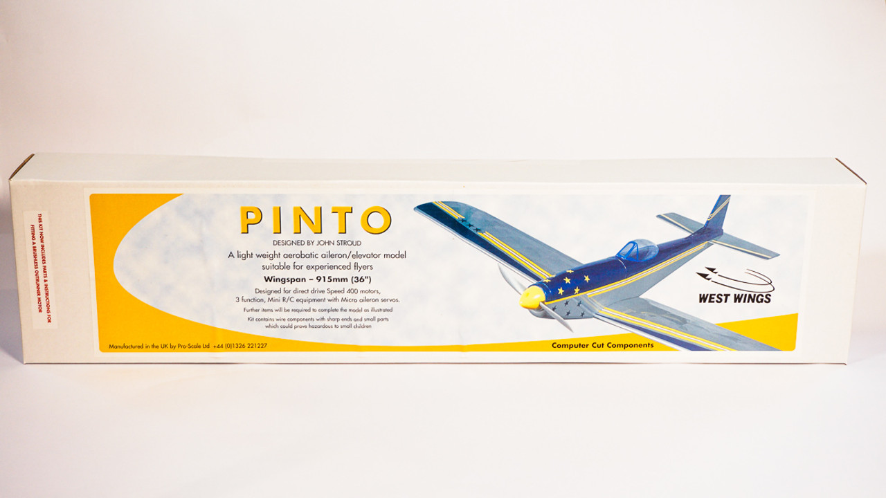 "CLEARANCE 36"" West Wings Pinto"