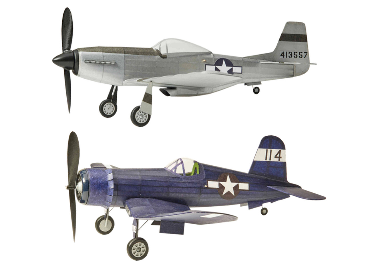 Battle Pack: Pacific War P-51D Mustang and F4U Corsair