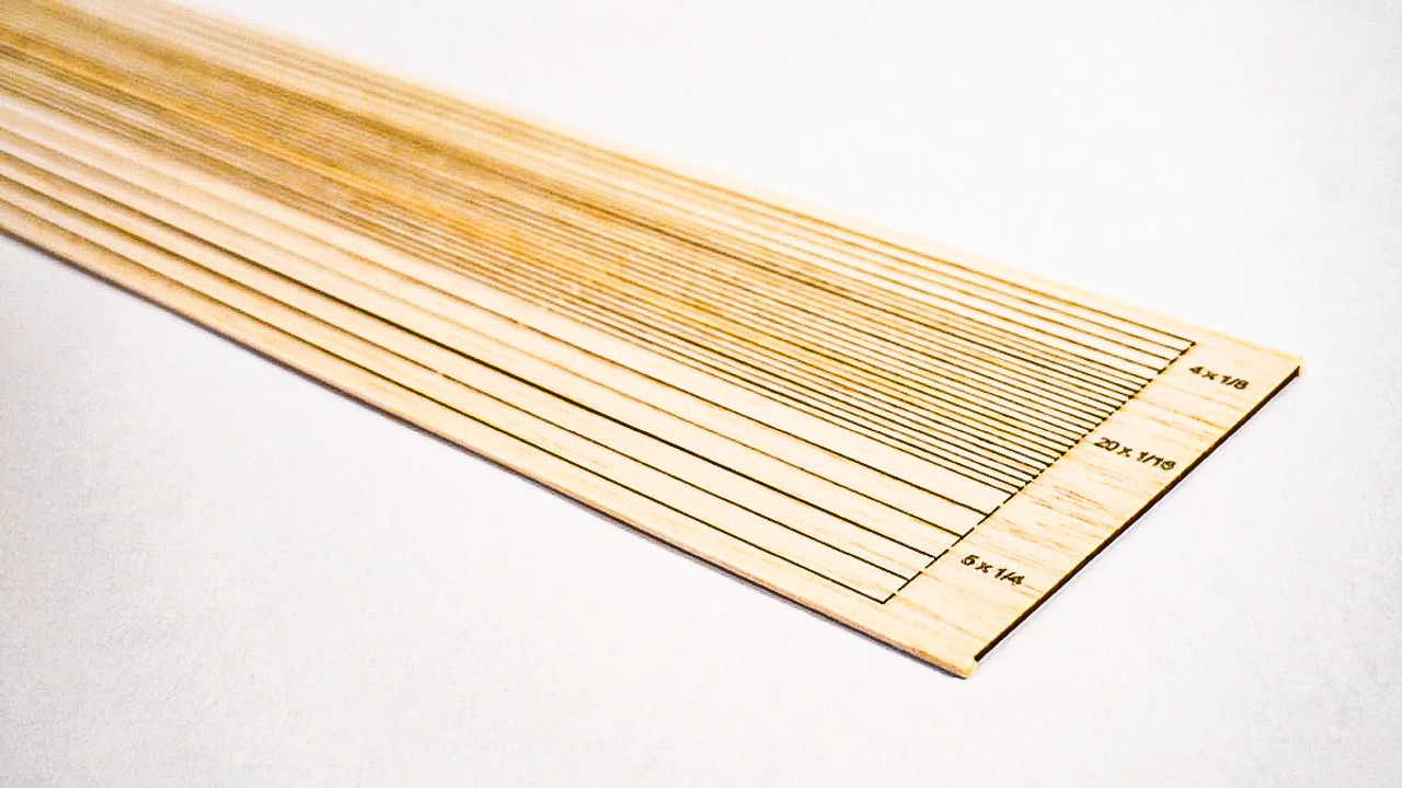 "Copy of 1/16"" Balsa Strip Sheet E"
