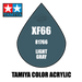 Tamiya Mini XF-66 Flat Light Grey 10ml Acrylic Paint