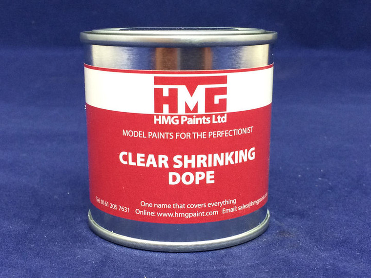 HMG Shrinking Dope Clear 125ml