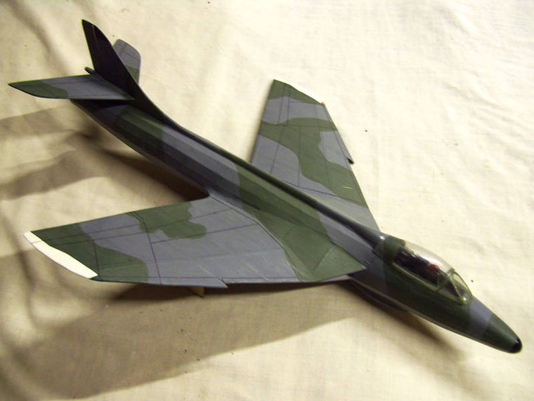 "13"" KK Hawker Hunter"