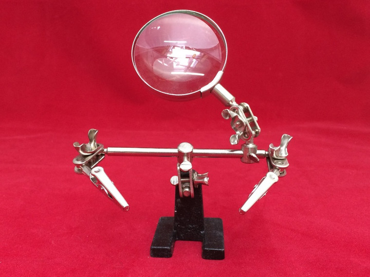 Helping Hand Magnifying Glass