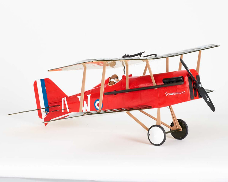 """24"""" Radio Controlled SE5a WW1 Fighter Kit with ELECTRONICS PACK"""