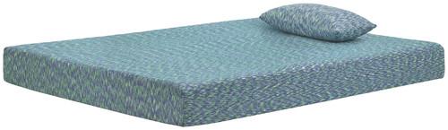 iKidz Blue Blue Full Mattress and Pillow 2/CN