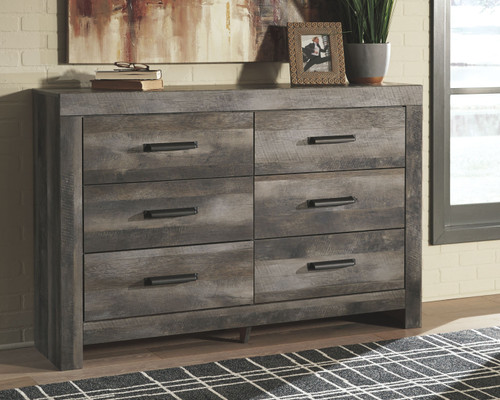 Wynnlow Gray Dresser