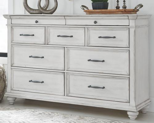 Kanwyn Whitewash Dresser