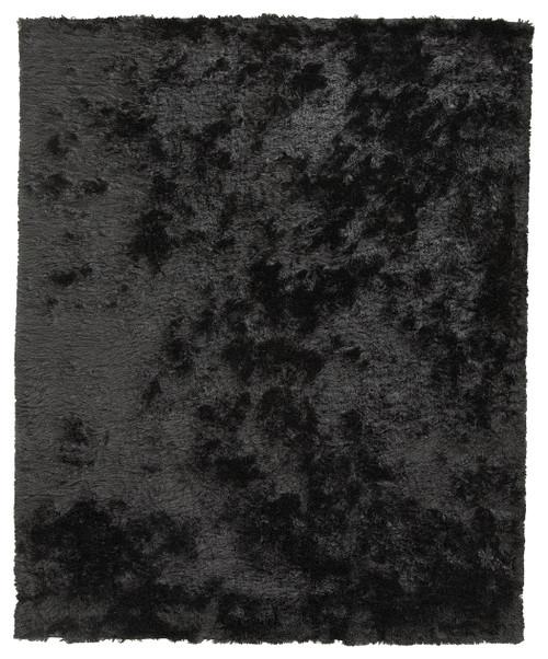 Mattford Black Large Rug