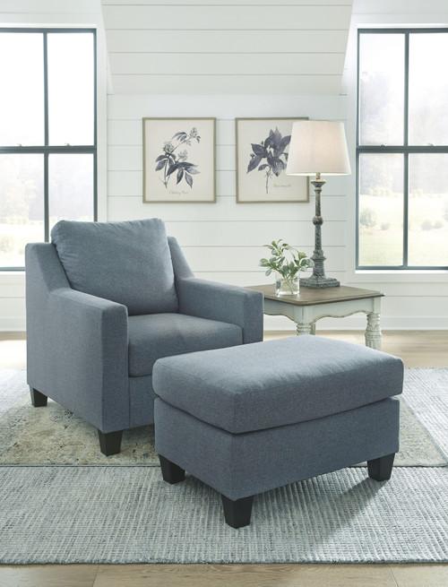 Lemly Twilight 2 Pc. Chair, Ottoman