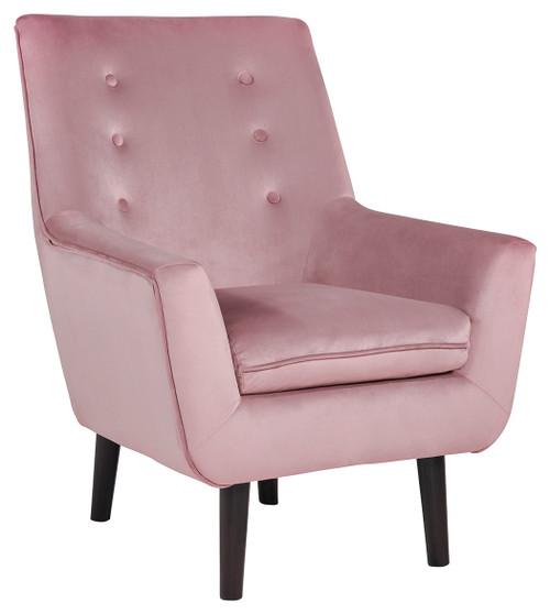 Zossen Pink Accent Chair