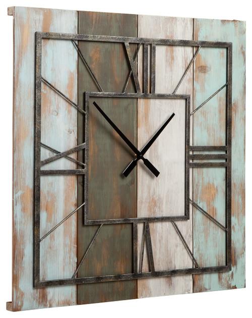 Perdy Multi Wall Clock