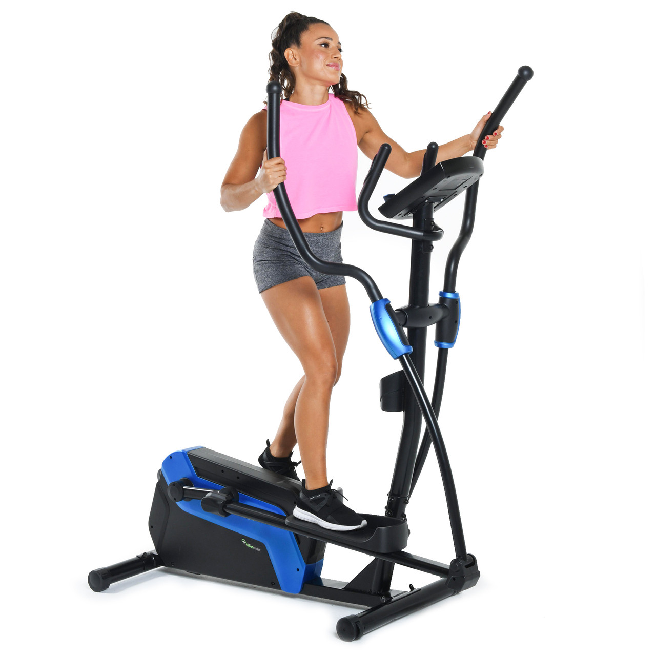 EXERPEUTIC 6000 QF Magnetic Elliptical with Bluetooth ...
