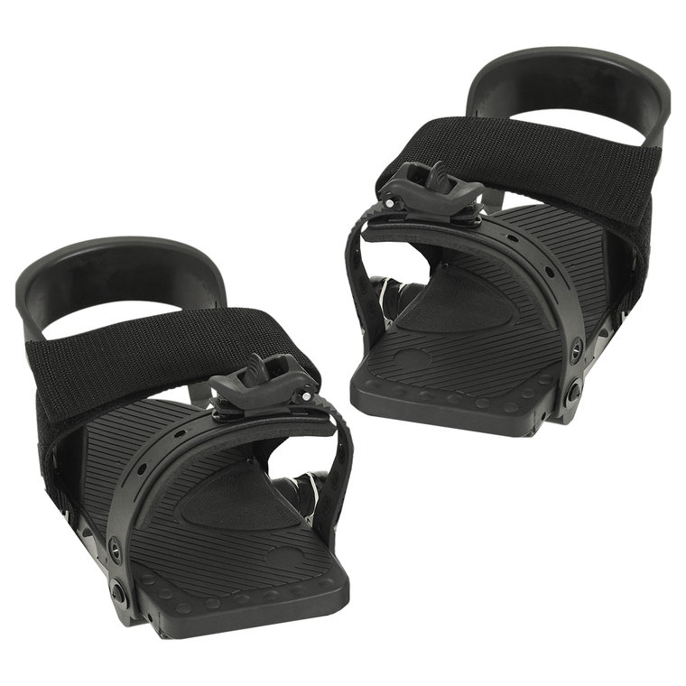 EXERPEUTIC Neurological Ortho Pedals with Binding Ratchet