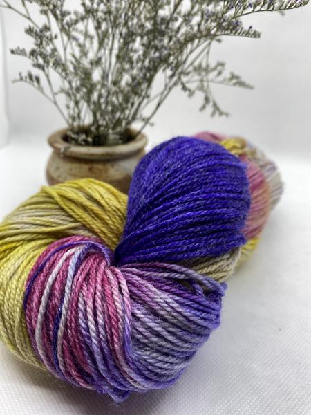 Daffodils & Thrills Sock Yarn