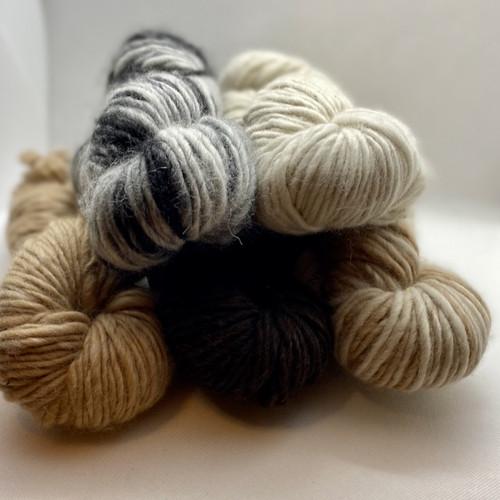 Alpaca / Merino / Lopi, 4.5OZ/105YDS