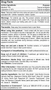 Drug Facts information 250mg