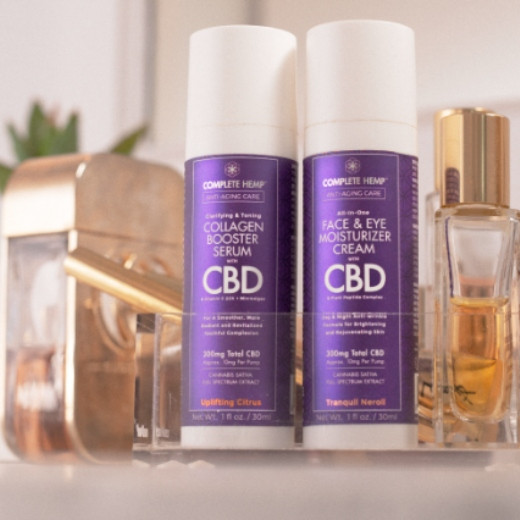Stock up your Beauty Shelf with these CBD Products