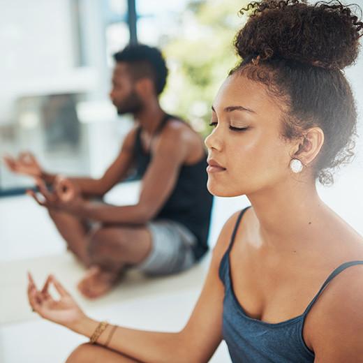The Benefits of Meditation With CBD