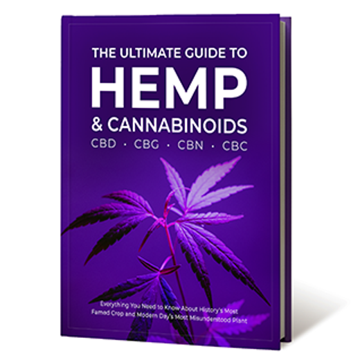 Ebook Launch: The Ultimate Guide to Hemp and Cannabinoids