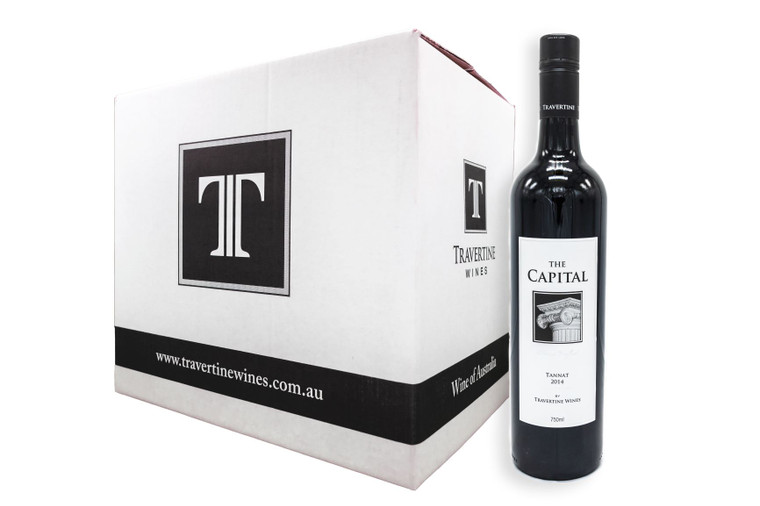 2014 Capital Tannat - 12 Pack