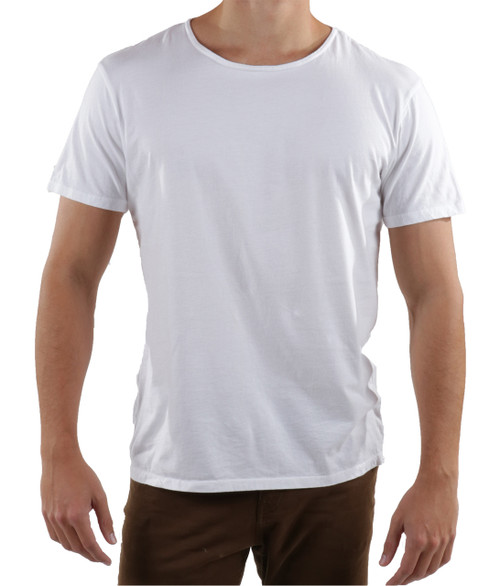 Mens High Quality t-shirts - supima cotton - front-zoomed