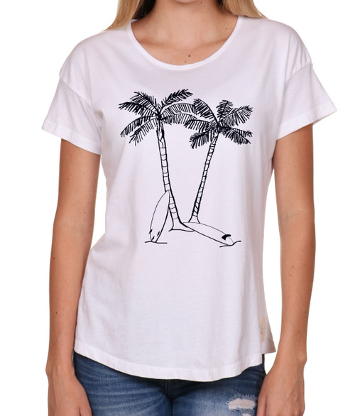 High Quality - womens-t-shirts - Twin Boards zoomed