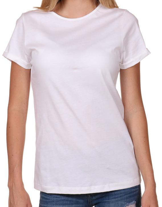 Women's Boyfriend T-shirt | Supima® | White