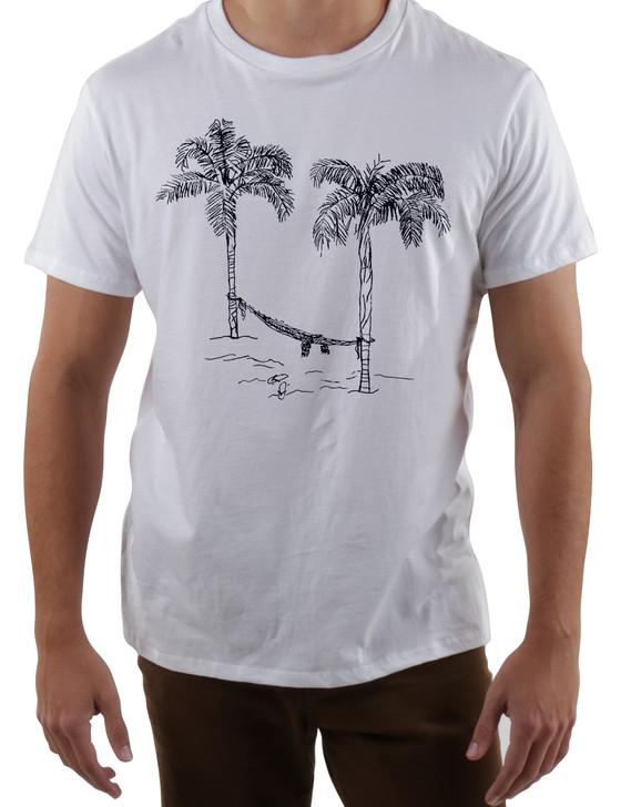 Hammock  Mens Crewneck T-Shirt