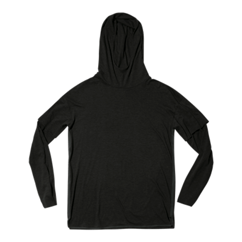 ALO 2-IN-1 PULLOVER HOODIE