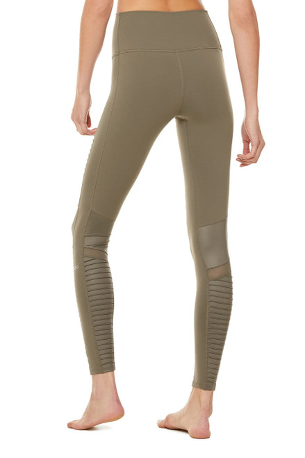ALO HIGH-WAIST MOTO LEGGING