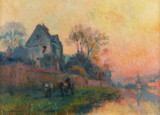 Albert Lebourg (1 February 1849, Montfort-sur-Risle – 6 January 1928, Rouen)