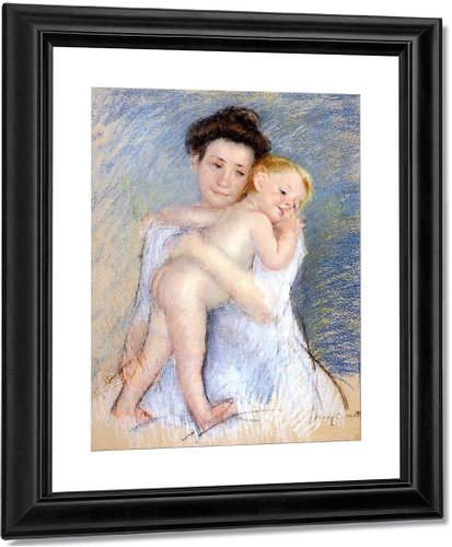Maternal Tenderness By Mary Cassatt