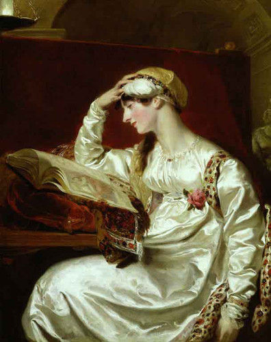 Mrs Jens Wolff By Sir Thomas Lawrence