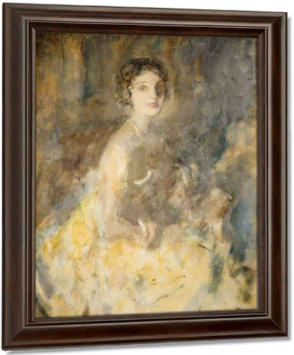 Mrs Richard Jessel By Ambrose Mcevoy