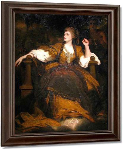 Mrs Siddons As A Tragic Muse By Sir Joshua Reynolds