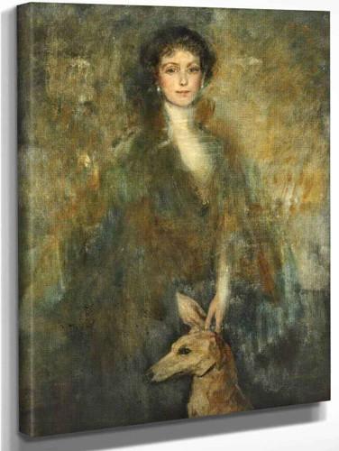 Mrs William Rathbone By Ambrose Mcevoy