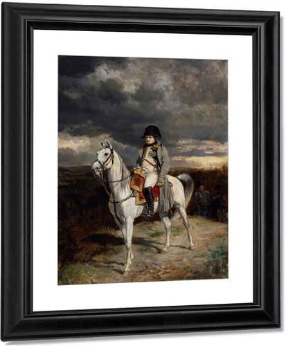 Napoleon I, 1814 By Jean Louis Ernest Meissonier