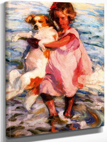Nina Con Perro By Jose Mongrell Torrent