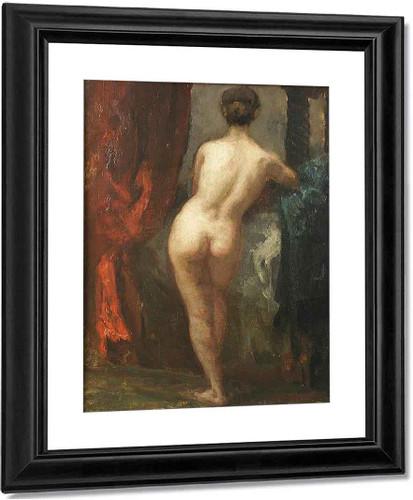 Nude By William Morris Hunt