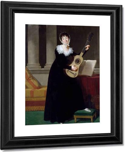 Pauline Duchambge By Robert Lefevre