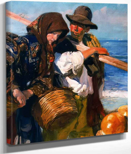 Pescadores By Jose Mongrell Torrent
