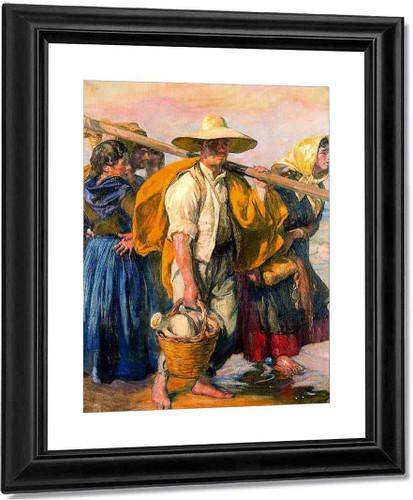 Pescadores By Jose Mongrell Torrent