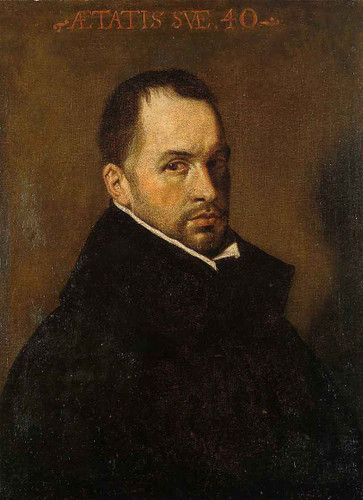 Portrait Of A Cleric By Diego Velazquez